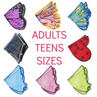Adults teens size