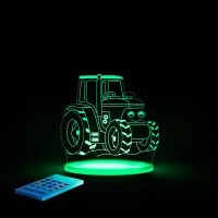 Tractor_Green