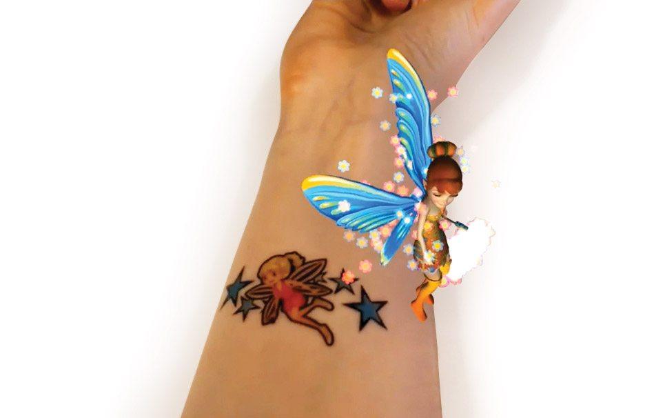 Magic tattoos app alive fantasy jasabyn for App for tattoos