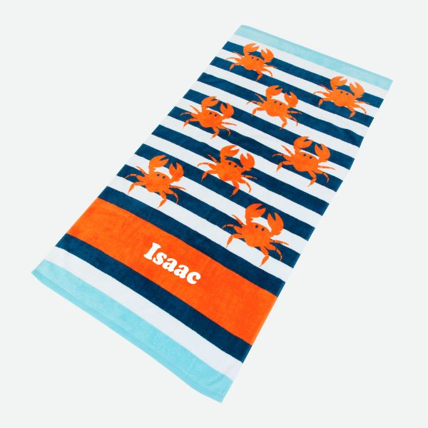 Heading to the beach? Don't forget a beach towel! Choose from s of Boys Beach Towels at CafePress. Satisfaction guaranteed!