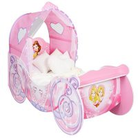 452DNY-Lead Product Image-Original JPG-Disney Princess Carriage Toddler Bed by HelloHome